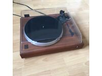 AR Turntable: The Turntable by Acoustic Research - Beautifully built 80's Cult Classic