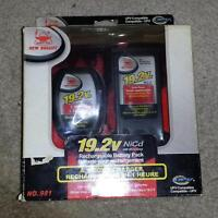 brand new battery and charger for rc's