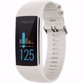 Polar A370 Activity Tracker with Heart Rate Monitor Watch