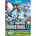 New Super Mario Bros U (Nintendo Wii U) - iDeal!