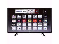 Panasonic TX-40DS400B 40 Inch Smart LED 1080p Full HD Freeview HD TV 2 HDMI