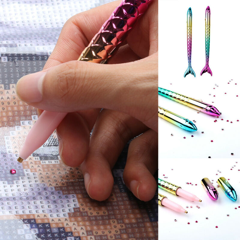 Cute Pen Point Drill Pen Embroidery Accessories Diamond Pain