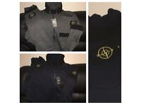 Men's Stone Island Tracksuit - Joggers and Hoodies - M-XL