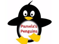 Pamela's Penguins Childminding Service **SPACES AVAILABLE**