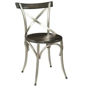 Grey Side Chair Sale Toronto-WO 7748 (BD-2548)