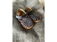 Toddler size 4 next sandals