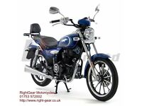 *Brand New* 66 plate Lexmoto Ranger 125cc Warranty, Free delivery, Part-Ex 20-01