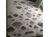 Brilliant rug