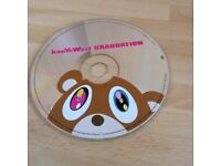 Graduation by Kanye West is a 2007 CD - No Case or Sleeve with this CD