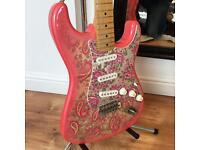 Fender 2003 Pink Paisley Stratocaster - *RARE* - Japan - Can Deliver!
