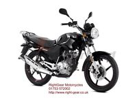*Brand New* 66 plate Lexmoto ZSF (YBR) Learner 125. Warranty, Delivery, Part-ex 24-10