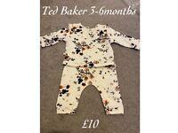 Baby girls designer clothing