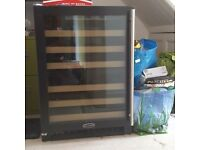 Rangemaster dual zone wine fridge