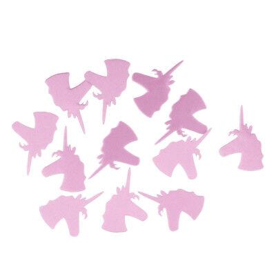 Einhorn Konfetti Confetti Party Dekoration für Baby Shower ()