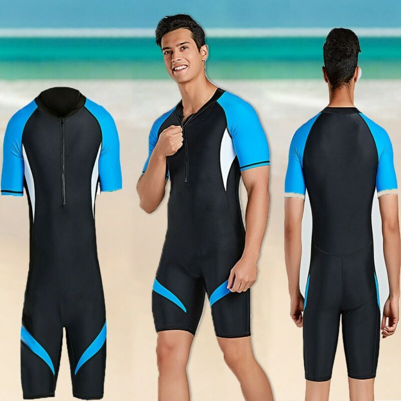 Neoprene Men's and Women's Back Zip Shorty Wetsuit Scuba Div