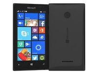MICROSOFT LUMIA 435 - BLACK - 8GB - UNLOCKED