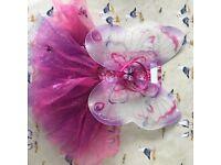 Brand New Monsoon Butterfly Dress-Up