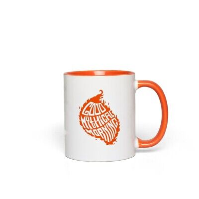 Rare Rhett and Link Good mythical morning coffee cup mug gmm, white/Orange Mug.