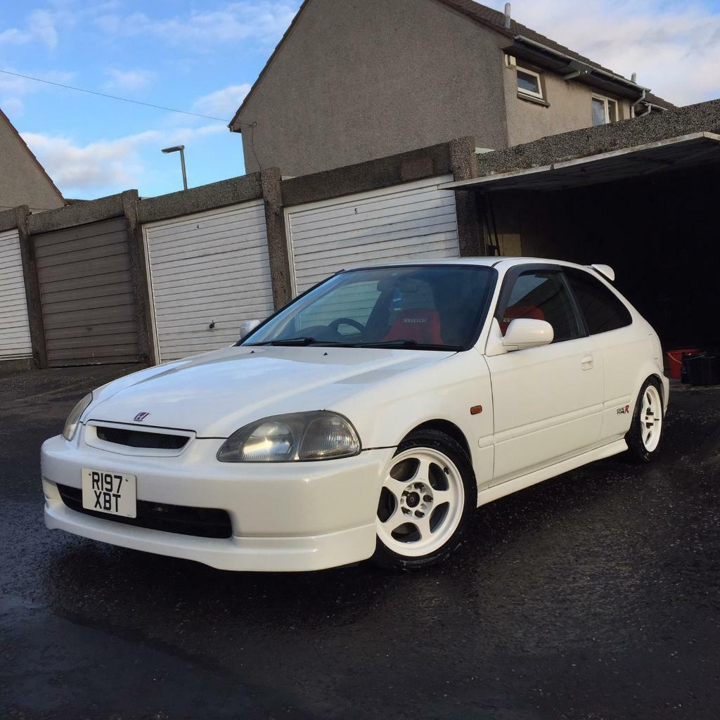 Ek9 honda civic type r in cowdenbeath fife gumtree for Honda civic ek9