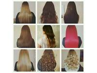 **Gem's Hair Extensions**Nano rings Fusion Bonding,flatlocks,micro,based in Solihull