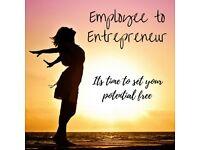 Employee to Entrepreneur - Take Control of Your Life!