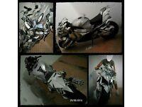 Custom Honda CBR Fireblade / Megatron 600 1000 RR