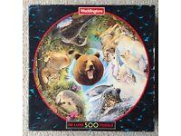 Waddingtons 500 piece puzzle