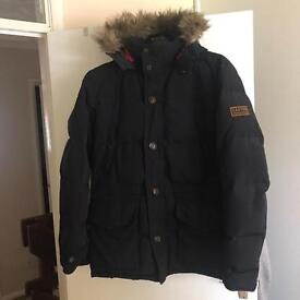 Caxton super speed duck and down coat