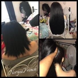 £50 EXTENSION FITTING SERVICES!! - Mobile Hairdresser Based in Bedfordshire & London