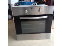 Flavel electric built in oven. Plug in. Needs new thermostat