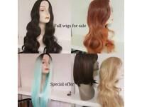 Full wigs