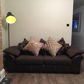 DFS Sofa & Lounge Chair - used but in excellent condition