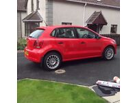 Superb volkswagon 1198 for sale , 18500 miles , warranty untill August 2017. Fully serviced in March