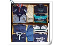 TIMBERLAND & MAYORAL BOYS CLOTHES DESIGNER BUNDLE - AGE 5 ***IMMACULATE CONDITION***