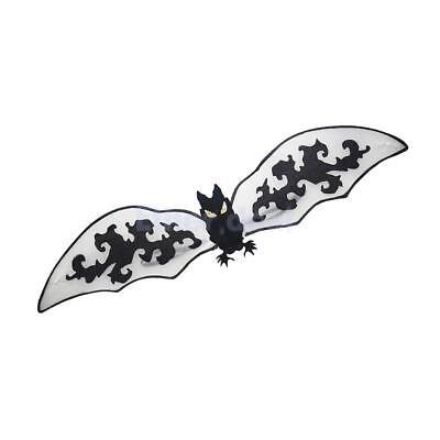 Fledermaus Kostüme Jungen (Kinder Fledermausflügel Fledermaus Flügel Cosplay Kostüm für Jungen Mädchen)