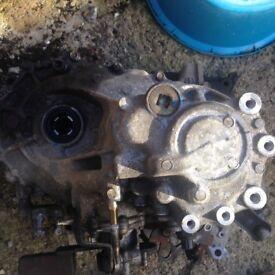 Honda Jazz gearbox 5 speed 1.4i