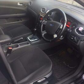 2007 BlackFord Focus Ghia Good Condition Full Service History MOT till November