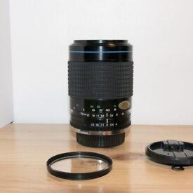 Olympus lens fit Carl zeiss lens