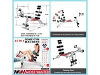 Wonder core Smart 21 in 1 exercise/muscle toner free resistance straps