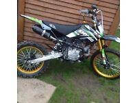 pit bike 160