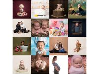 Local Studio Based Photographer - Maternity, Newborn, Sitter, Cake Smash, Family, Business Headshots
