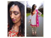 Hair and makeup artist based in Leicester