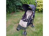 Maclaren Quest Sport - stroller / push chair in Black/Champagne