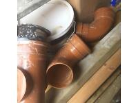 underground soil pipe fitting