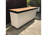 Vintage Sideboard/Display Shop Counter £350 ONO