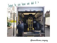 SAME DAY, 24/7 AFFORDABLE MAN WITH LUTON VAN, QUICK EBAY TRANSPORT DELIVERY, RUBBISH WASTE REMOVAL s