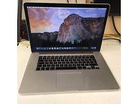 "Apple MacBook Pro Retina 15"" (Early-2013) - 16GB, i7 2.8GHz, 500GB SSD, 1.5GB Graphics Card"
