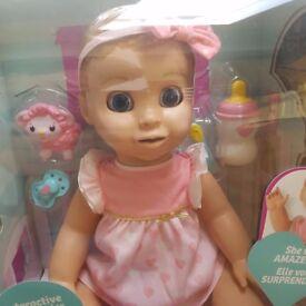Luvabella Blonde Doll Brand New Unopened