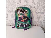 LEGO BATMAN Schoolbag ***BRAND NEW***