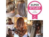 Hair Extension Salon Cheshire UK
